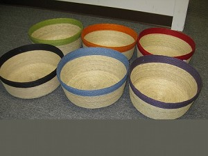 Round Table Basket- Small